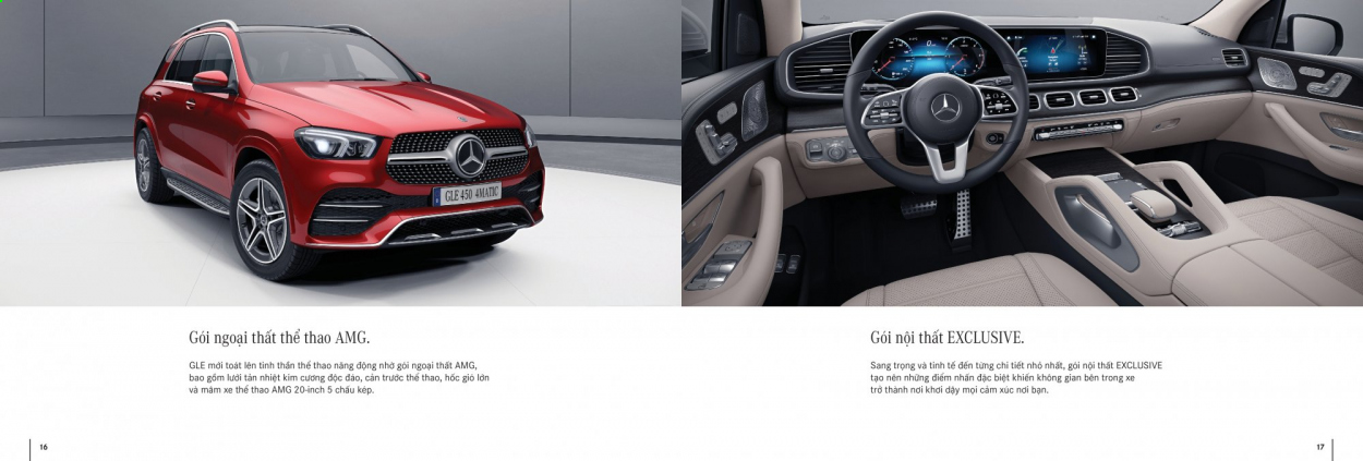 Mercedes-Benz offer . Page 9.